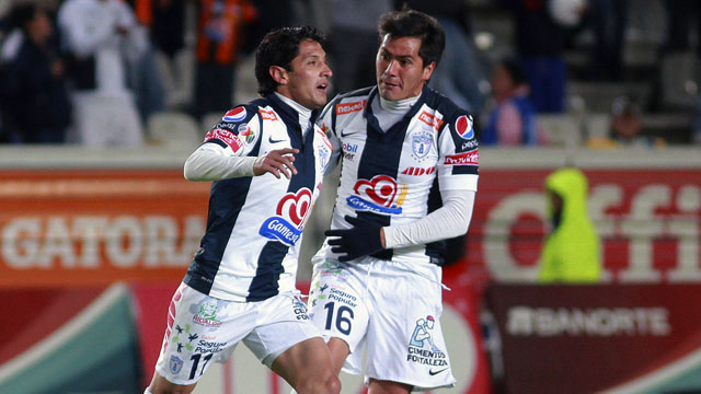 Pachuca vs. Puebla (Cuartos de Final #3) (SPA)