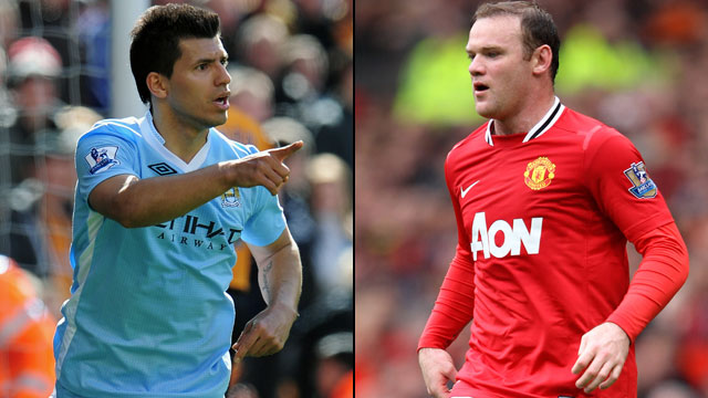 Manchester City vs. Manchester United (English)