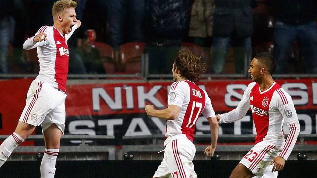 Ajax vs. Groningen