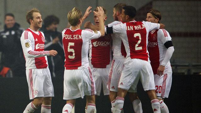Vitesse vs. Ajax