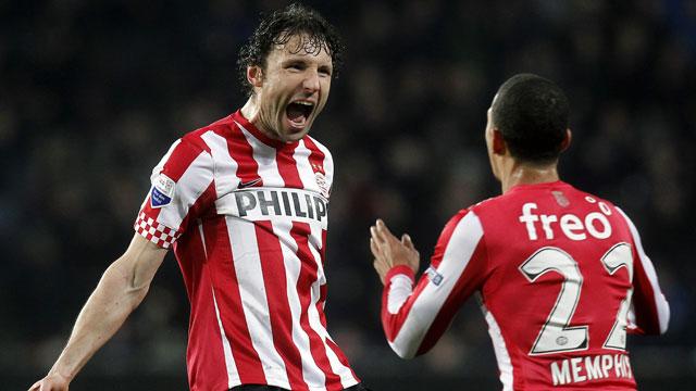 PSV vs. RKC Waalwijk