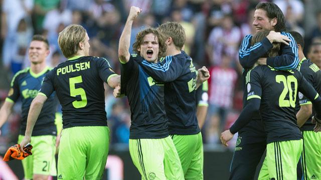 Heerenveen vs. Ajax