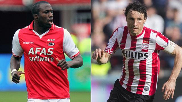 AZ Alkmaar vs. PSV
