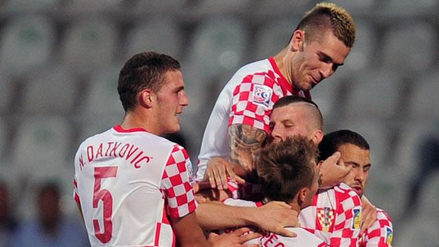 Croatia vs. Uzbekistan