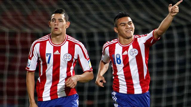 Greece vs. Paraguay