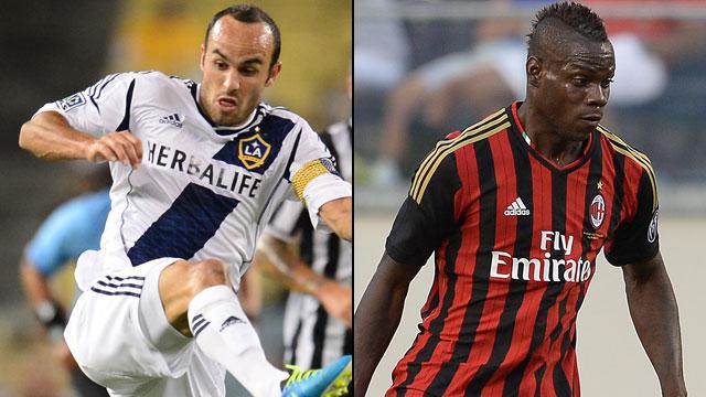 LA Galaxy vs. Milan (3rd Place Match) (SPA)