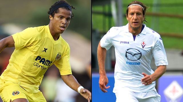 Villarreal FC vs. ACF Fiorentina (SPA)