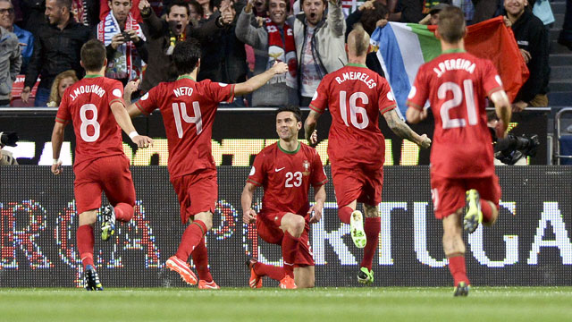 Croatia vs. Portugal
