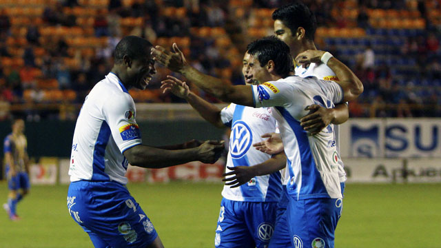 Puebla F.C. vs. Pumas Unam (ENG)