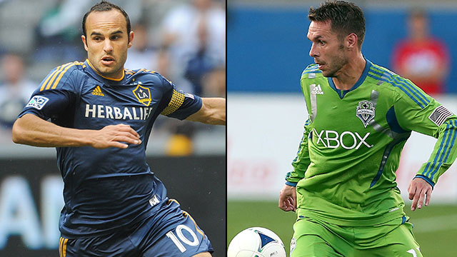 LA Galaxy vs. Seattle Sounders