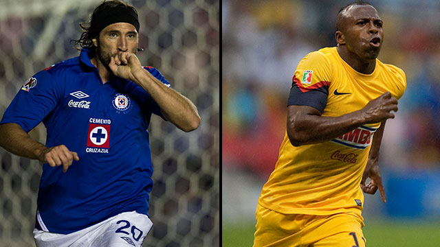 Cruz Azul vs. Club America (Final - Partido de Ida)