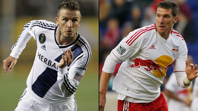 LA Galaxy vs. New York Red Bulls