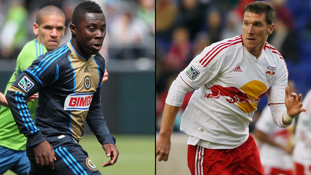 Philadelphia Union vs. New York Red Bulls