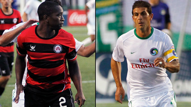 Atlanta Silverbacks vs. New York Cosmos: 2013 NASL Soccer Bowl (SPA)