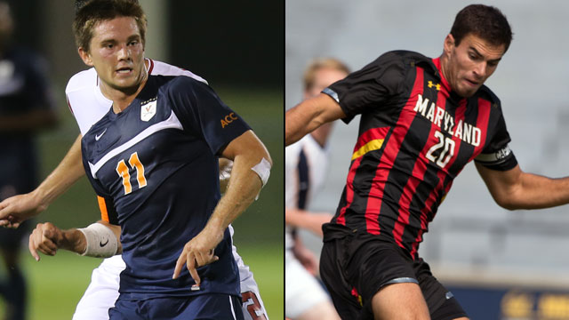 Virginia vs. Maryland: 2013 ACC Men's Soccer Championship