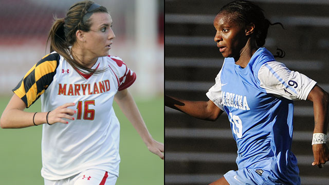 Maryland vs. North Carolina