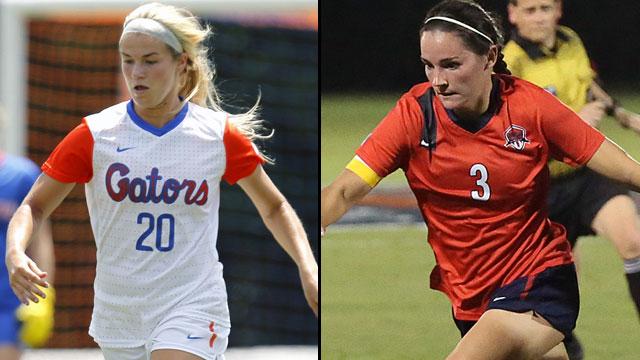 Florida vs. Mississippi (Semifinal #1): 2013 SEC Women's Soccer Championship