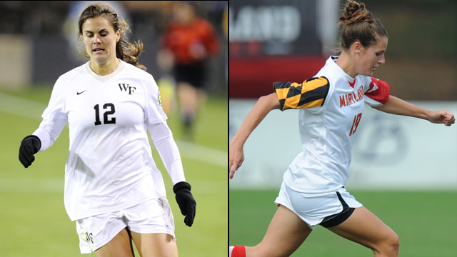 #3 Wake Forest vs. #2 Maryland (Semifinal #2): 2012 ACC Women's Soccer Championship