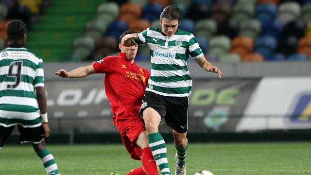 Sporting Clube de Portugal vs. Aston Villa (Semifinal)