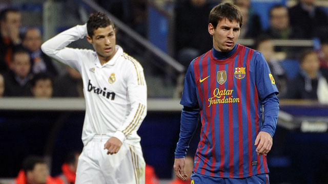 Barcelona vs. Real Madrid (Espaol)