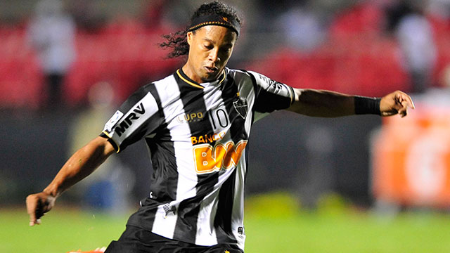 Santos vs. Atletico Mineiro (SPA)