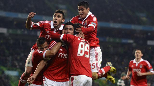 Benfica vs. Maritimo (SPA)