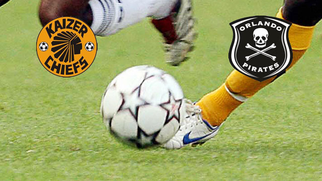 Kaizer Chiefs vs. Orlando Pirates