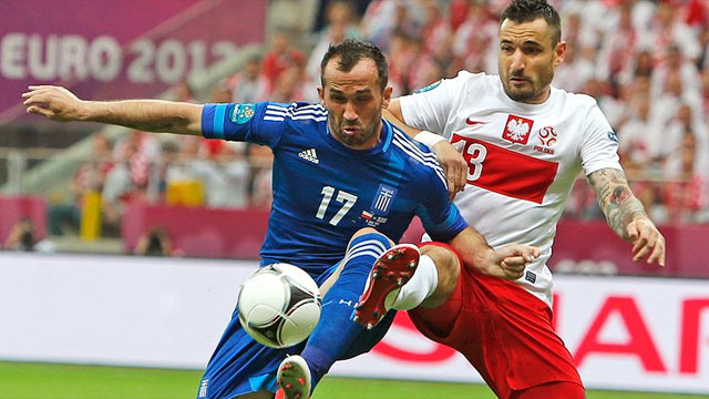 Poland vs. Greece (Group A) (English) 