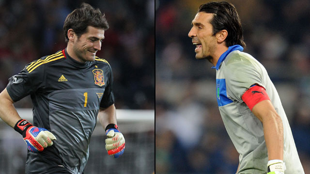 Spain vs. Italy (Group C) (English)