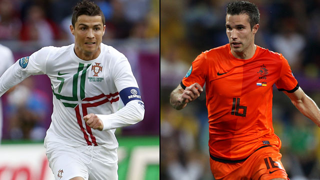 Portugal vs. Netherlands (Group B) (English)