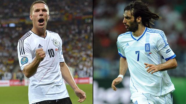 Prediksi Jerman vs Yunani, Sabtu 23 Juni 2012 pukul 01.45 WIB - berita Internasional Liga Europa Liga Jerman