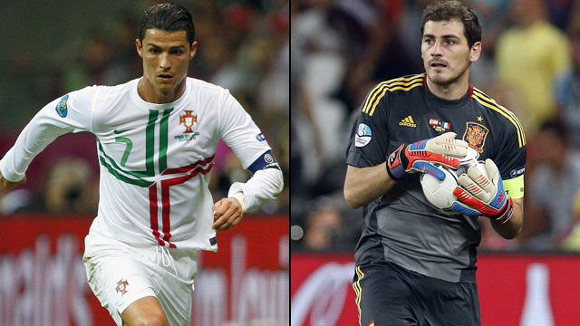 Portugal vs. Spain (Semifinals)