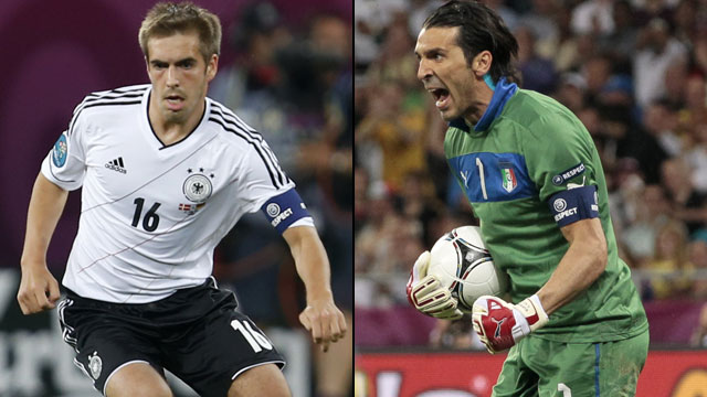 Germany vs. Italy (Semifinals)