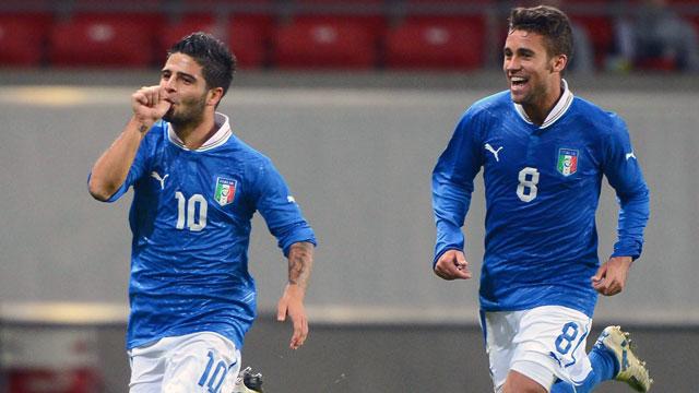 Inglaterra vs. Italia (SAP)