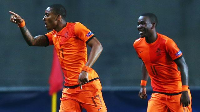 Netherlands vs. Russia