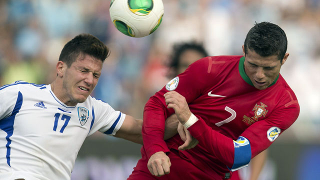 Israel vs. Portugal