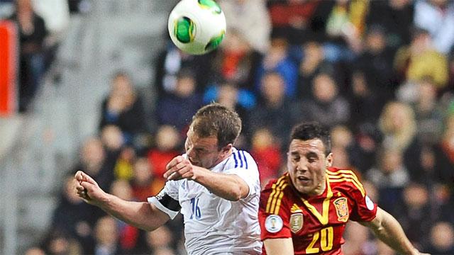 Spain vs. Finland