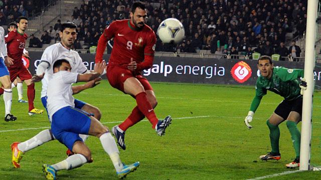 Azerbaijan vs. Portugal