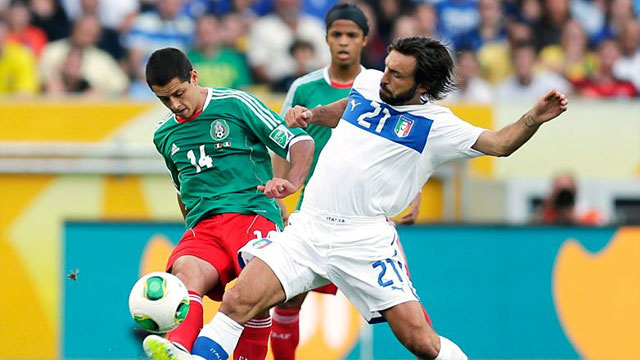 Mexico vs. Italy (Group A)