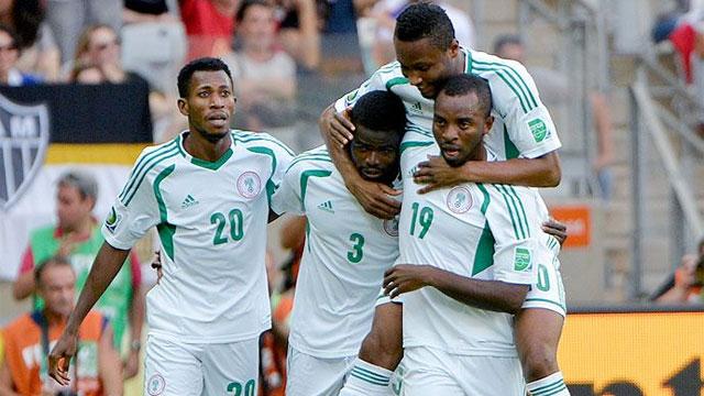 Tahiti vs. Nigeria (Group B)