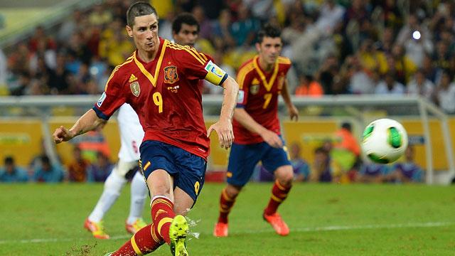 Spain vs. Tahiti (Group B)