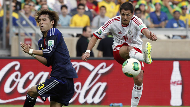 Japan vs. Mexico (Group A)