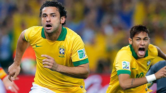 Brazil vs. Spain (Final)