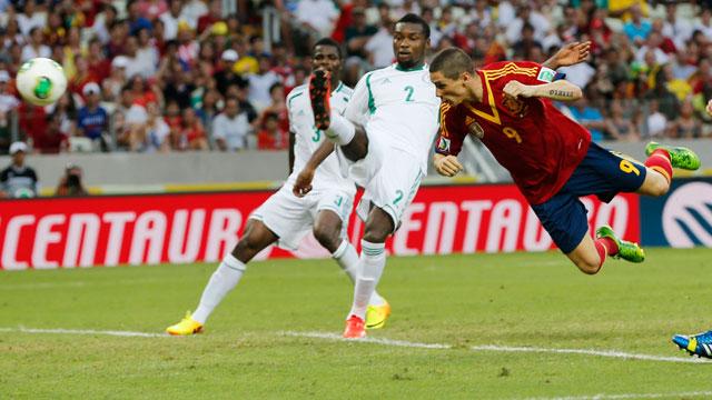 Nigeria vs. Spain (Group B)