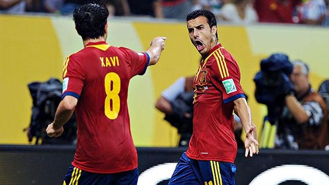 Spain vs. Uruguay (Group B)