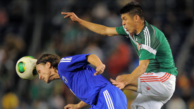 Mexico vs. Finland