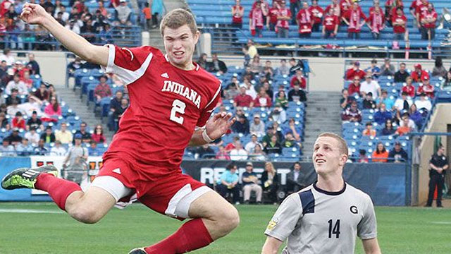 #16 Indiana vs. Georgetown (Final): NCAA Men's College Cup