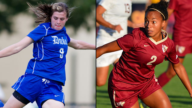 #2 Duke vs. #1 Florida State