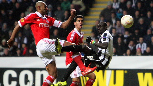Newcastle United vs. Benfica (Quarterfinals, Leg 2) (SPA)
