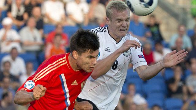 Russia vs. Germany